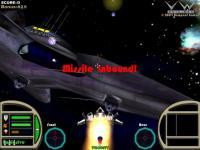 Screenshot programu Void War