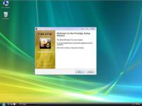Screenshot programu Vortex Prestige 1.26c