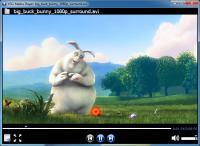 Screenshot programu VSO Media Player 1.5.3.511