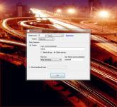 Screenshot programu WallpaperFlickr 1.3