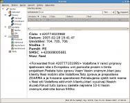 Screenshot programu Wammu 0.35