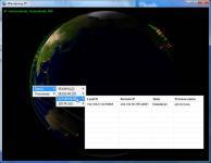 Screenshot programu Wandering IPs 1.5.7