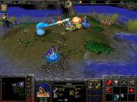 Screenshot programu Warcraft III: Reign of Chaos