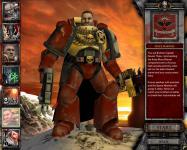 Screenshot programu Warhammer 40.000: Dawn of War