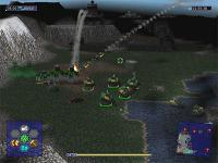 Screenshot programu Warzone 2100 3.1.2