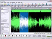 Screenshot programu WavePad 5.20