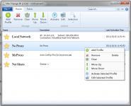 Screenshot programu We Change IP 2.1.0.0