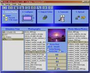 Screenshot programu Web Album Creator 3.10
