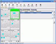 Screenshot programu Web Cal Plus 2.8.5