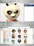 Screenshot programu WebcamMax 7.9.7.6