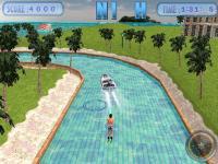 Screenshot programu Wild Water Ski