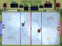 Screenshot programu WildLands Hockey