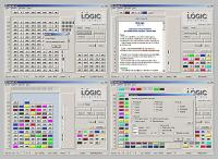 Screenshot programu WinLogic 1.7
