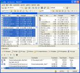 Screenshot programu WinSCP 5.7.6