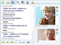 Screenshot programu Windows Live Messenger 2012 16.4.3505.912