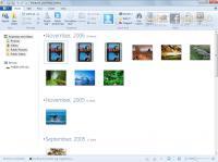 Screenshot programu Windows Live Photo Gallery 2012 16.4.3505.912