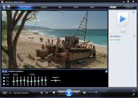 Screenshot programu Windows Media Player 11 64-bit