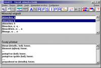 Screenshot programu WinGed 2005