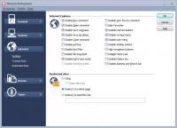 Screenshot programu WinLock Professional 6.5.2