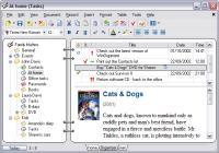 Screenshot programu WinOrganizer 4.2