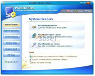 Screenshot programu WinUtilities 11.0