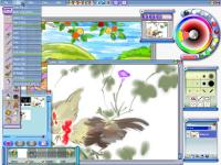 Screenshot programu Wizardbrush 6.7.7.6
