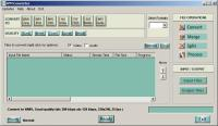 Screenshot programu WM Converter 2.0