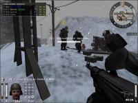 Screenshot programu Wolfenstein: Enemy Territory patch 2.06