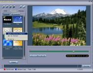 Screenshot programu Womble MPEG video Wizard DVD 5.0.0.104