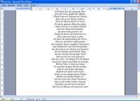 Screenshot programu Word Viewer 1.0