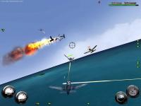 Screenshot programu World War II: Pacific Heroes
