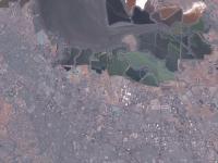 Screenshot programu Nasa World Wind 1.4
