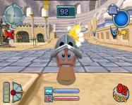 Screenshot programu Worms Forts: Under Siege