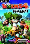 Screenshot programu Worms 4: Mayhem