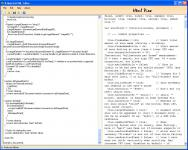 Screenshot programu X-Matrix HTML Editor 1.1.8.5