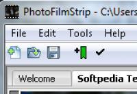 Screenshot programu X-PhotoFilmStrip 1.5.0 rev1