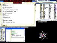Screenshot programu XDESK 4.66.1005