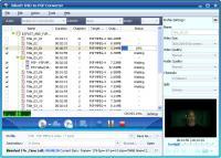 Screenshot programu Xilisoft DVD to PSP Converter 5.0.62.0402