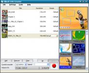 Screenshot programu Xilisoft DVD Creator 7.1.2 Build 20120810