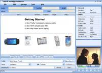 Screenshot programu Xilisoft DVD Ripper 6.0.5.0624