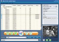 Screenshot programu Xilisoft DVD Subtitle Ripper 1.1.20.0402