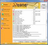Screenshot programu Xleaner 4.23.1230