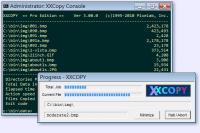 Screenshot programu XXCopy 3.21.8
