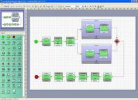 Screenshot programu Yaoqiang Graph Editor 2.0.123