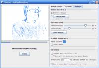 Screenshot programu Yawcam 0.3.7