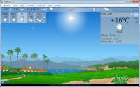 Screenshot programu YoWindow 4 Build 63