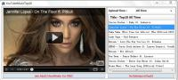 Screenshot programu YouTubeMusicTop10 1.0.0.0