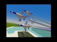 Screenshot programu YS FLIGHT 2000