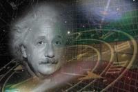 Screenshot programu Zajímavá fyzika – Albert Einstein