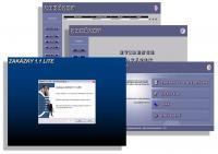 Screenshot programu Zakázky 1.5